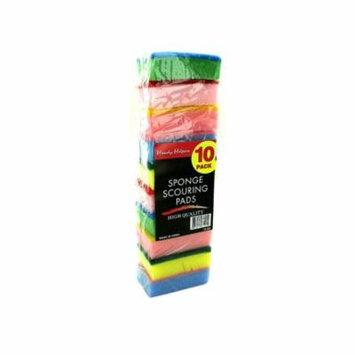 Sponge Scouring Pads Set, Pack of 24