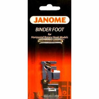 Janome Top-Load Binder Foot