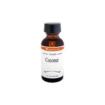 Coconut Flavor LorAnn Hard Candy Flavoring Oil 1 oz
