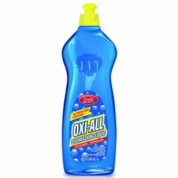Home Select with Oxi Dishwashing Detergent, 20 Oz