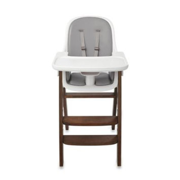 OXO Tot Sprout Chair - gray/walnut