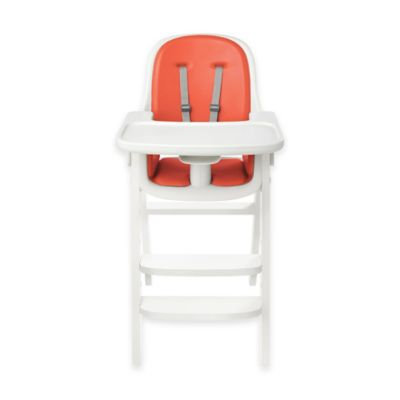OXO Tot Sprout Chair - orange/white