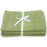 Original Microfiber 16x27 Towels - Olive 10PCS