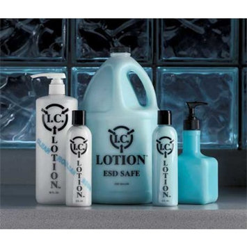 R&R Lotion ICL-32-CR IC Pregloving Fragrance Free Lotion, 32 oz Bottle with Pump
