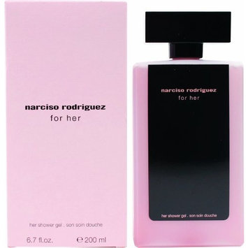 Narciso Rodriguez By Narciso Rodriguez For Women. Shower Gel 6.7-Ounces