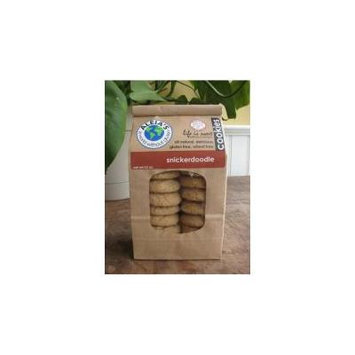 Aleia's Gluten Free Snickerdoodle Cookies, 9 Oz. [3 Pack]