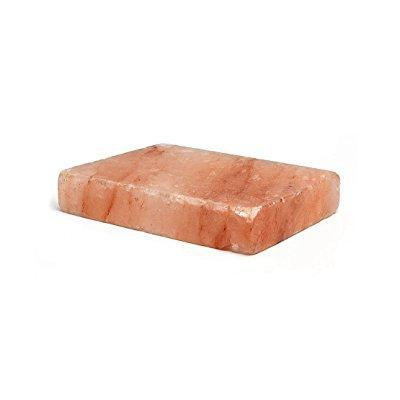 HemingWeigh Himalayan All Natural Crystal Salt Cooking Tile (12 X 6 X 2)