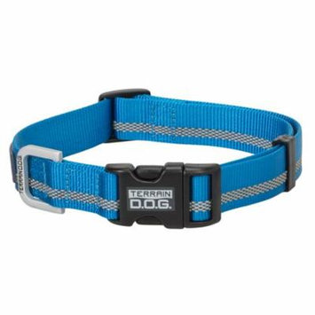 Weaver Leather Reflective Snap N Go Adj Collar Small