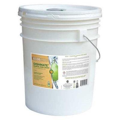 EARTH FRIENDLY PRODUCTS PL9720/05 Manual Dishwashing Liquid,5 gal, Pea
