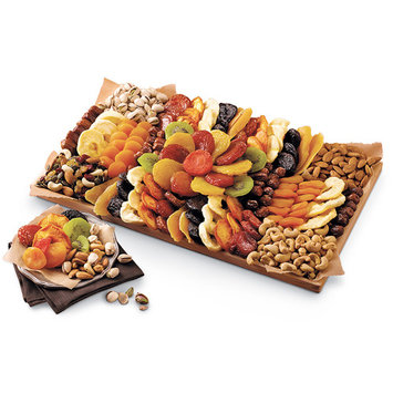 Harry & David Entertainer's Dried Fruit and Nut Tray