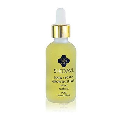Hair & Scalp Growth Elixir Oil - Premium Oil Blend For Health Hair Growth