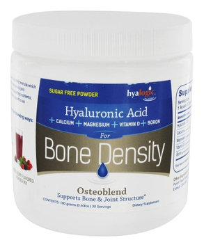 Osteoblend Powder, Bone & Joint Health, 6.4 oz, Hyalogic