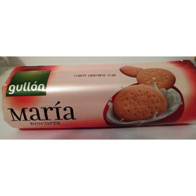 Gullon Maria Biscuits Net Wt 7 Oz (200g) (Pack of 6)