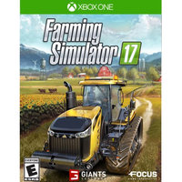 Giants Software Gmbh Farming Simulator 17 - Pre-Owned (Xbox One)