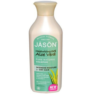 Jason - Jason Pure Natural Shampoo Aloe Vera For Dry Hair - 16 Fl Oz - Pack Of 1