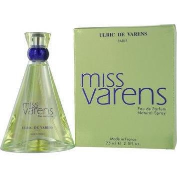 Miss Varens by Ulric De Varens Eau De Parfum Spray 2.5 oz