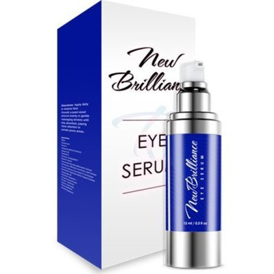 Brilliance Ageless Eye Revitalizer- Best Under Eye Treatment For Fine Lines and Wrinkles