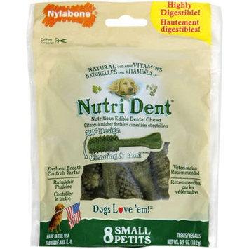 Nutri Dent: Nutritious Edible Dental Chews Dogs Love 'em, 3.9 Oz
