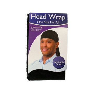 Kole Imports Silky Head Wrap - Pack of 18