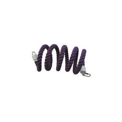 A & E Cage Co. Medium Solid Color Rope Boing without Bell