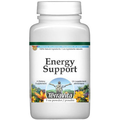Energy Support Powder - Panax Ginseng, Eleuthero and Licorice (1 oz, ZIN: 517248)