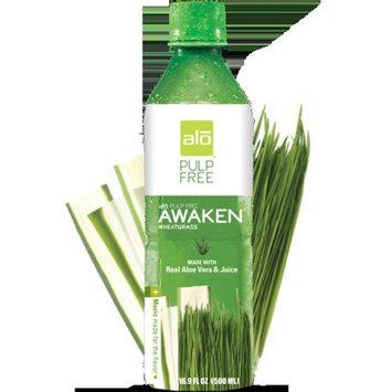 ALO Awaken Real Aloe Vera & Juice Wheatgrass 16.9 fl oz