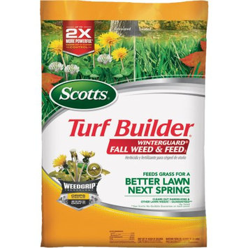 Scott's Winterguard 14 lb. 5,000 sq. ft. Fertilizer Plus Weed Control