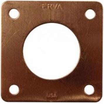 Erva PH3C 1.125 in. dia. Portal for Chickadee Houses - Genuine Copper