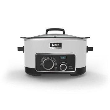Walbak International Marketing Ltd. Refurbished Ninja 4 In 1 Slow Cooker 6 Qt - White