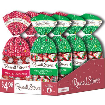Russell Stover Candies Russell Stover Tie Bag Foil Assortment