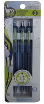 Frontier Natural Foods Frontier Natural Products 227815 Retractable Pens Recycled Pet - Blue Ink