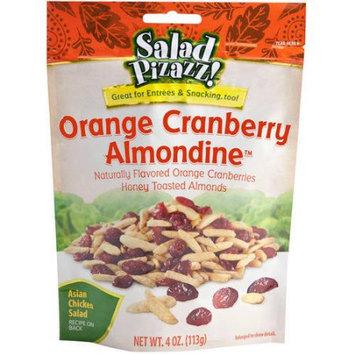 Salad Pizazz! Orange Cranberry Almondine Salad Toppings, 4 oz