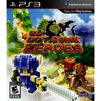 Atlus 3D Dot Game Heroes - ATLUS SOFTWARE INC.