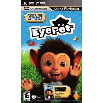 Sce PSP - PSP EyePet with Camera