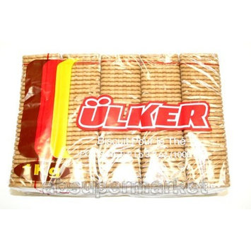 Ulker Tea Biscuit 5 Packs 200g X 5