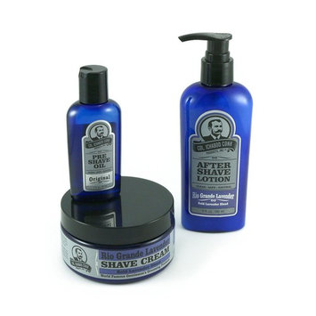 GBS/Merkur Wet Shave & Groom Set 2 Piece 51C (510) Double Edge Safety Razor Badger Shaving Brush with Stand Bowl and Soap DE Razor Blades