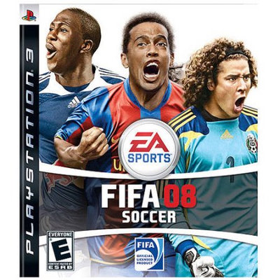 Electronic Arts FIFA 2008 (PS3) - Pre-Owned