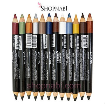 12pcs Nabi Double Sided Eye Liner & Shadow by Nabi Cosmetics