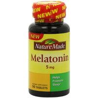 Nature Made Melatonin 5 mg Tablets 90 ea