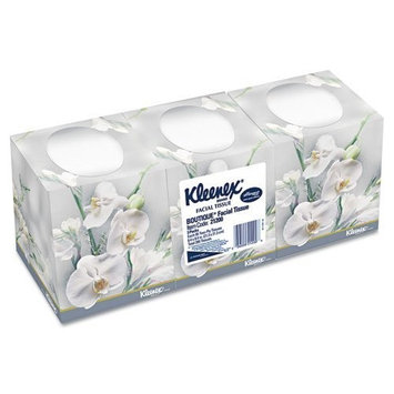 Facial Tissue, 2-Ply, POP-UP Box, 95/Box, 3 Boxes/Pack, Sold as 1 Package