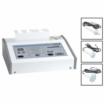 Pro 3MHz Ultrasound Ultrasonic Micro Vibration Anti-Aging Beauty Facial Skin Care Spa Salon Machine
