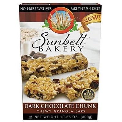 Sunbelt Bakery Dark Chocolate Chunk Chewy Granola Bars (12)