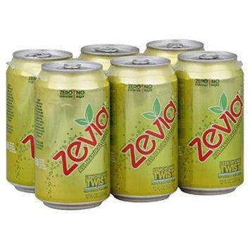 Zevia Natural Zero Calorie Lemon Lime Twist 72.0 FO(Pack of 1)