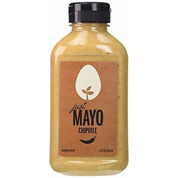 Hampton Creek Just Mayo, Chipotle, 12 oz (3 Pack)