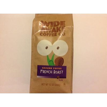 Wide Awake French Roast Ground Coffee