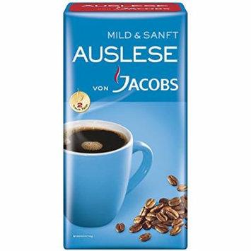 Jacobs Auslese Mild & Gentle Ground Coffee (2 x 500g)
