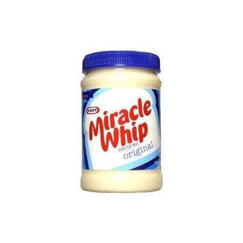 KRAFT MIRACLE WHIP SALAD DRESSING 30 OZ by Kraft