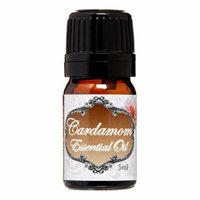 Ecokindness Essential Oil, Cardamon, .17 Oz