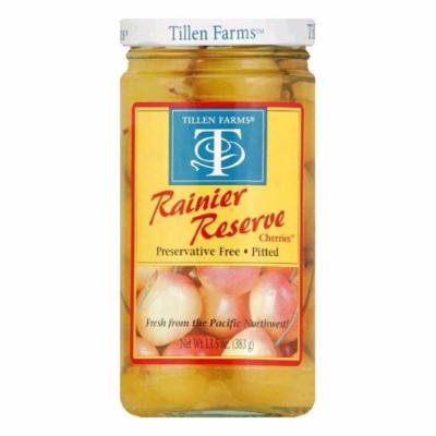 Tillen Farms Cherry Rainier Reserve, 13.5 OZ (Pack of 6)
