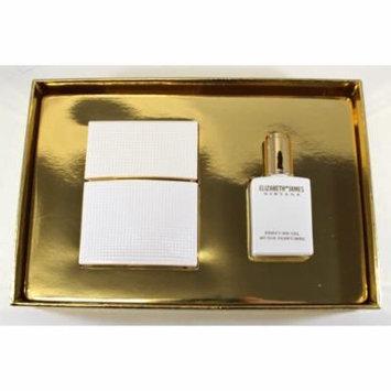 Elizabeth & James Nirvana White 2 Pcs Gift Set For Women (1.0 Oz EDP Spray+14 Ml Perfume Oil)